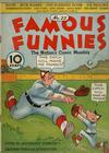 Cover for Famous Funnies (Eastern Color, 1934 series) #22