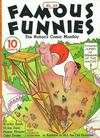 Cover for Famous Funnies (Eastern Color, 1934 series) #25