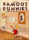 Cover for Famous Funnies (Eastern Color, 1934 series) #33