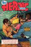 Cover for New Heroic Comics (Eastern Color, 1946 series) #62