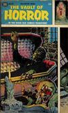 Cover for The Vault of Horror (Ballantine Books, 1965 series) #U2107