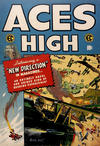 Cover for Aces High (EC, 1955 series) #1