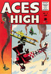 Cover for Aces High (EC, 1955 series) #2