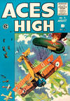 Cover for Aces High (EC, 1955 series) #3