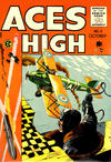 Cover for Aces High (EC, 1955 series) #4