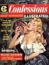 Cover for Confessions Illustrated (EC, 1956 series) #1