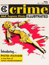 Cover for Crime Illustrated (EC, 1955 series) #1