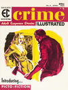 Cover for Crime Illustrated (EC, 1955 series) #2