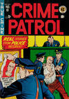 Cover for Crime Patrol (EC, 1948 series) #10