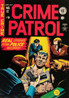 Cover for Crime Patrol (EC, 1948 series) #12
