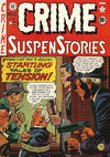Cover for Crime SuspenStories (EC, 1950 series) #2