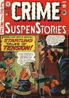 Cover for Crime SuspenStories (EC, 1950 series) #2