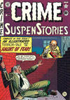 Cover for Crime SuspenStories (EC, 1950 series) #3