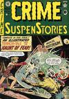 Cover for Crime SuspenStories (EC, 1950 series) #4