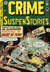 Cover for Crime SuspenStories (EC, 1950 series) #4