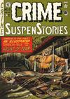Cover for Crime SuspenStories (EC, 1950 series) #5