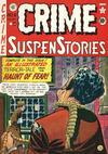 Cover for Crime SuspenStories (EC, 1950 series) #6