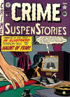 Cover for Crime SuspenStories (EC, 1950 series) #7