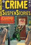Cover for Crime SuspenStories (EC, 1950 series) #8