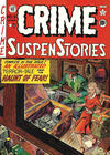 Cover for Crime SuspenStories (EC, 1950 series) #9