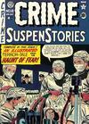 Cover for Crime SuspenStories (EC, 1950 series) #10
