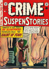 Cover for Crime SuspenStories (EC, 1950 series) #11