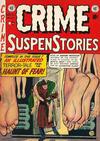 Cover for Crime SuspenStories (EC, 1950 series) #11