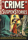 Cover for Crime SuspenStories (EC, 1950 series) #13