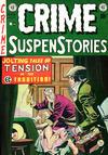 Cover for Crime SuspenStories (EC, 1950 series) #14