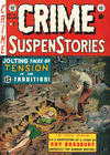 Cover for Crime SuspenStories (EC, 1950 series) #15