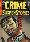 Cover for Crime SuspenStories (EC, 1950 series) #20