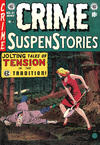 Cover for Crime SuspenStories (EC, 1950 series) #21