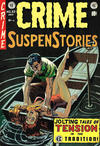 Cover for Crime SuspenStories (EC, 1950 series) #23