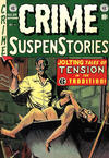 Cover for Crime SuspenStories (EC, 1950 series) #24