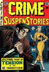 Cover for Crime SuspenStories (EC, 1950 series) #25