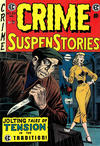 Cover for Crime SuspenStories (EC, 1950 series) #25