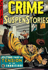 Cover for Crime SuspenStories (EC, 1950 series) #26