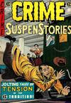 Cover for Crime SuspenStories (EC, 1950 series) #26