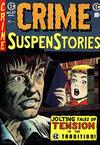 Cover for Crime SuspenStories (EC, 1950 series) #27