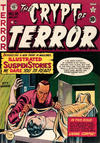 Cover for The Crypt of Terror (EC, 1950 series) #18