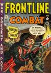 Cover for Frontline Combat (EC, 1951 series) #1