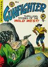 Cover for Gunfighter (EC, 1948 series) #6