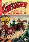Cover for Gunfighter (EC, 1948 series) #13