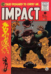 Cover for Impact (EC, 1955 series) #4