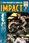 Cover for Impact (EC, 1955 series) #5