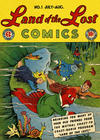 Cover for Land of the Lost Comics (EC, 1946 series) #1