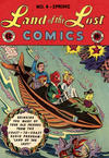 Cover for Land of the Lost Comics (EC, 1946 series) #4