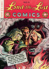 Cover for Land of the Lost Comics (EC, 1946 series) #6