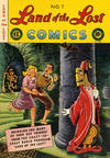 Cover for Land of the Lost Comics (EC, 1946 series) #7