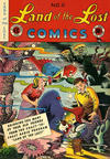 Cover for Land of the Lost Comics (EC, 1946 series) #8